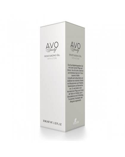 AVO Beauty Moisturizing Gel with Ectoin