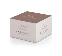 AVO Beauty Stem Cell Ampules with Beach Thistle